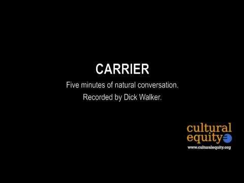 Parlametrics: Carrier