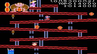 Donkey Kong - Donkey Kong (Atari 7800) - User video