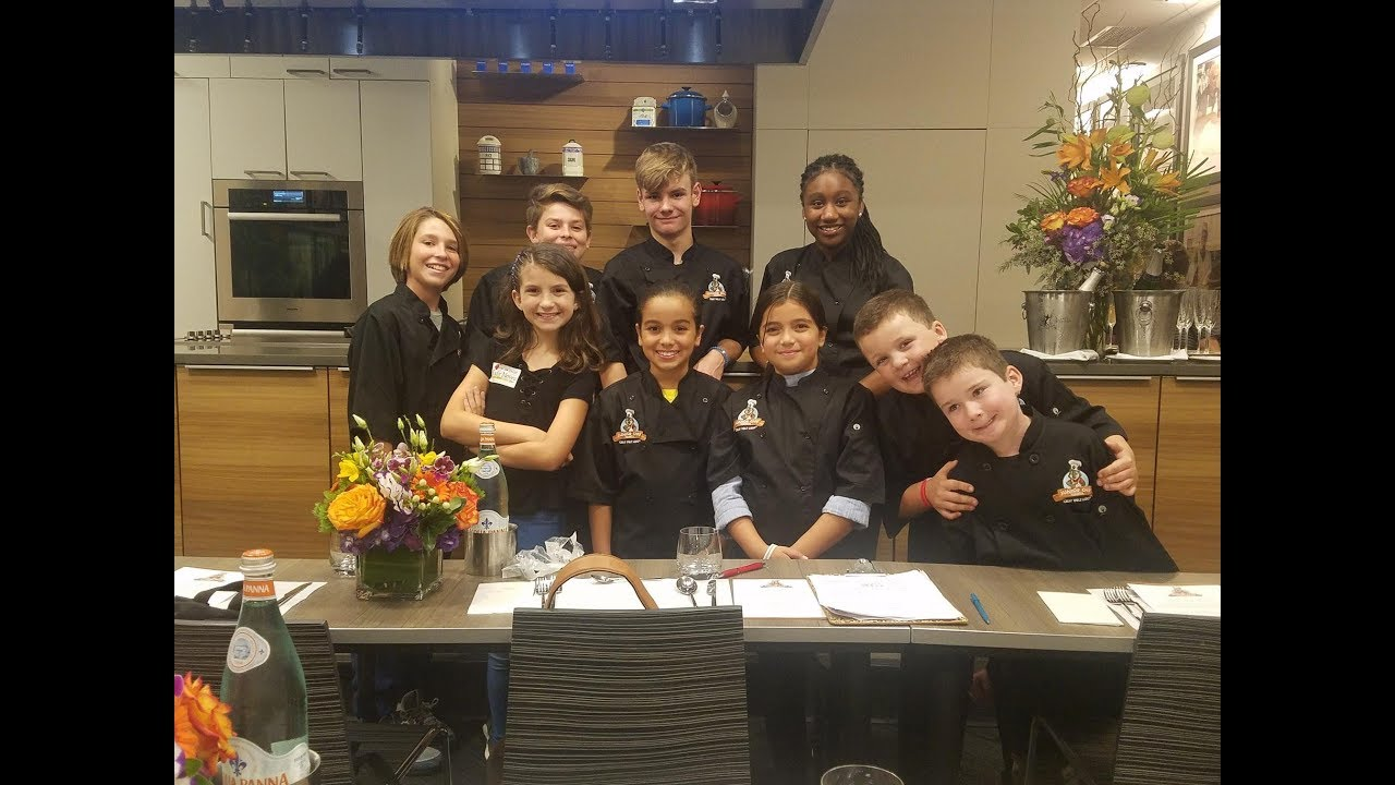 The Kiditor meets Great Wolf Lodge's Junior Chef Council!