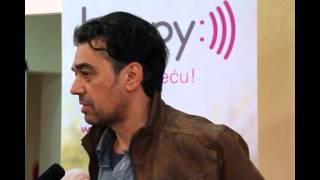 """Tuzla Film Festival 2013 - Reziser Bobo Jelcic o filmu """"Obrana i zastita"""""""