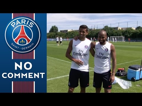 NO COMMENT - BEST OF LUCAS & MARQUINHOS