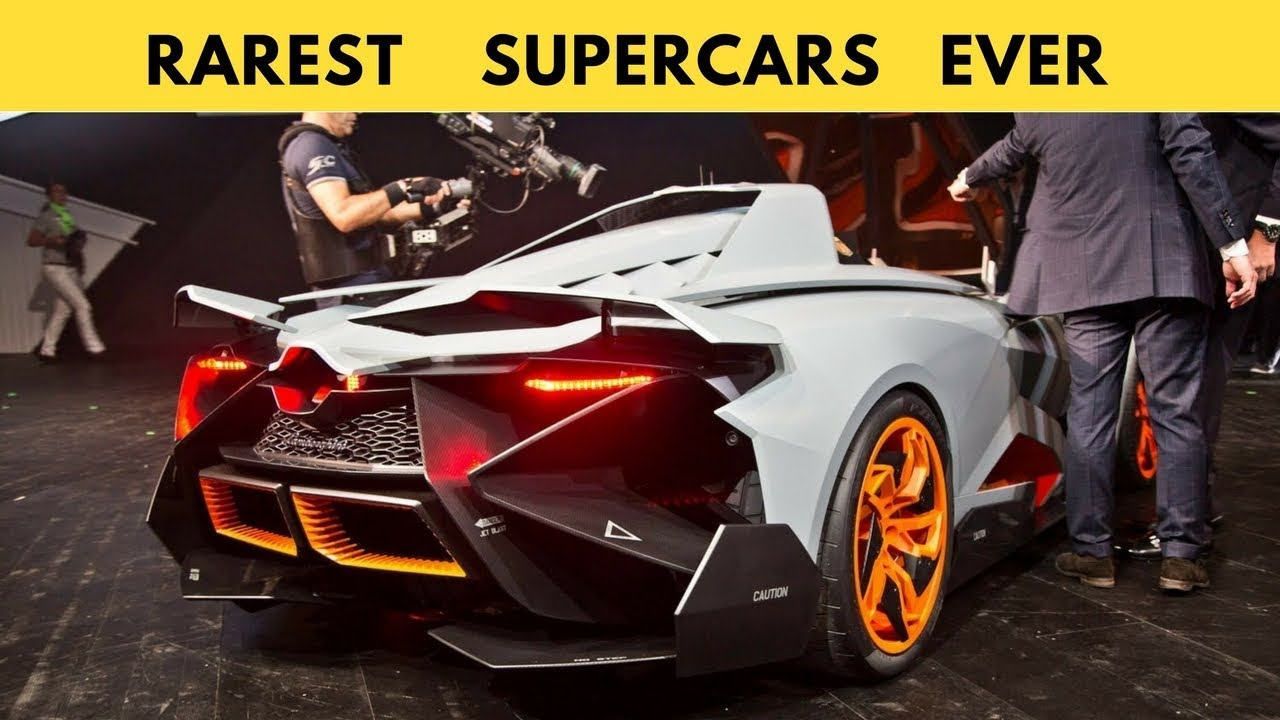 6 ultra-rare supercars from around the world - Zenvo ST1 ... |Rare Supercars