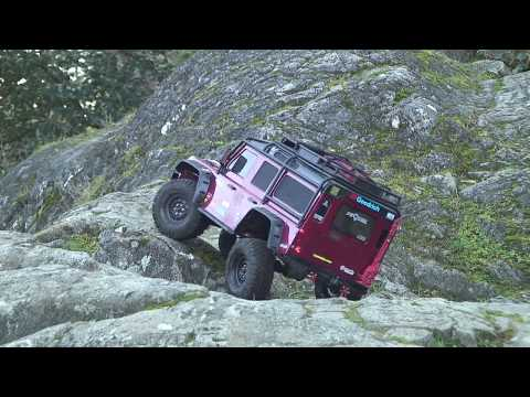 Quickventure 1: Mill Hill & Thetis Lake with my TRX4