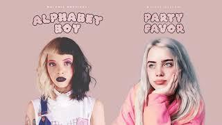 Party Favor/Alphabet Boy - Melanie Martinez & Billie Eilish