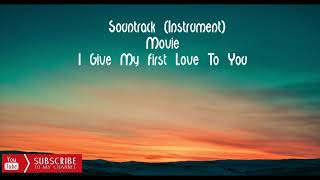 Instrument Love Song, I Give My First Love To You, Japan Movie