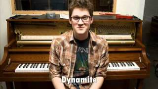 Alex Goot - Dynamite (Cover) [LYRICS + DOWNLOAD]