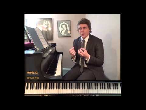 Chopin Etude in E major, Op10 No3  ProPractice  Josh Wright
