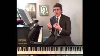 Chopin Etude in E major, Op.10 No.3 - ProPractice by Josh Wright