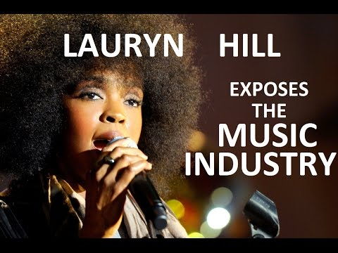Lauryn Hill Exposes the Music Industry