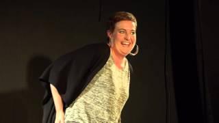 Pauline Cartoon - Die verführung - Gave-Stil-Comedy-Club-BX