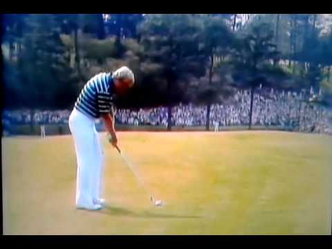 One iron - Jack Nicklaus (1975)