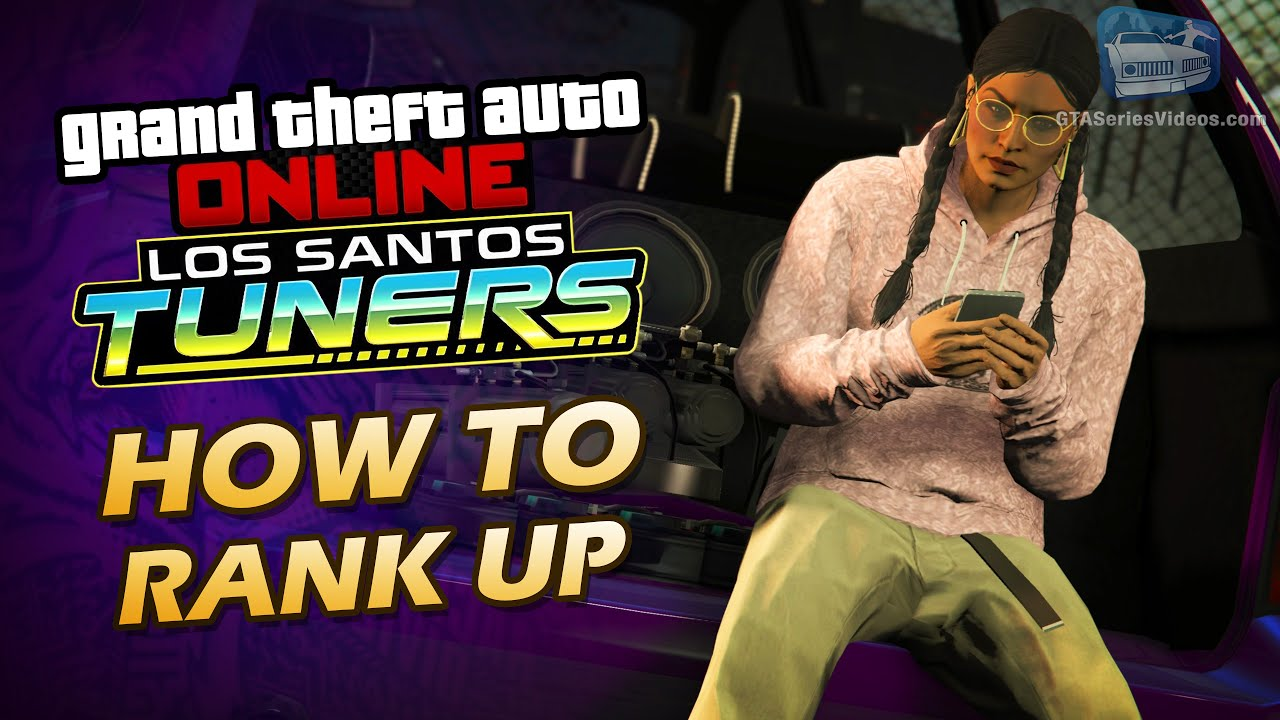 GTA Online: Los Santos Tuners - How to Rank Up LS Car Meet Reputation [RP Guide]