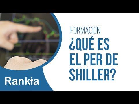 ¿Qué es el PER de Shiller?