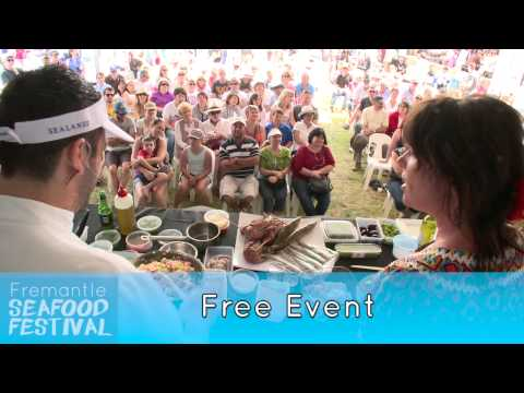 Fremantle Seafood Festival 2015