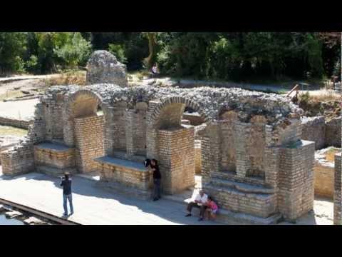 Amphitheatre, Butrint Sarande