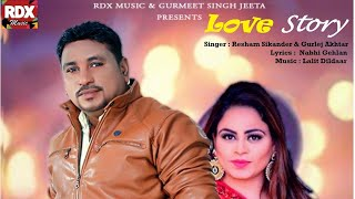 Jindagi - Punjabi Video Song | Singer: Resham Shikandar | RDX Music Entertainment Co.