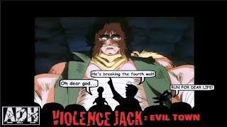"Another Dead Hero- ""Violence Jack: Evil Town"""