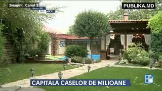 Cum arată casa de 1.700.000 de euro din Chişinău