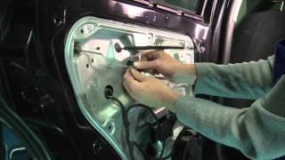 видео Ремонтируем стеклоподъемник Golf 2 замена троса