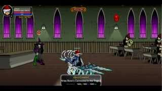 =AQW= Necromancer University -- Professor Bonevert