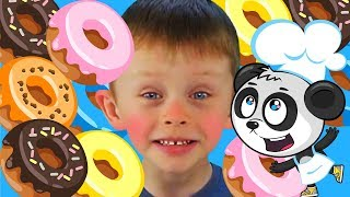 Готовим Вкусную Пиццу - Ян и Биби На Кухне - Мультики Для Детей - Часовой Сборник