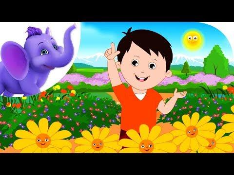 Thank You God - Nursery Rhyme With Karaoke