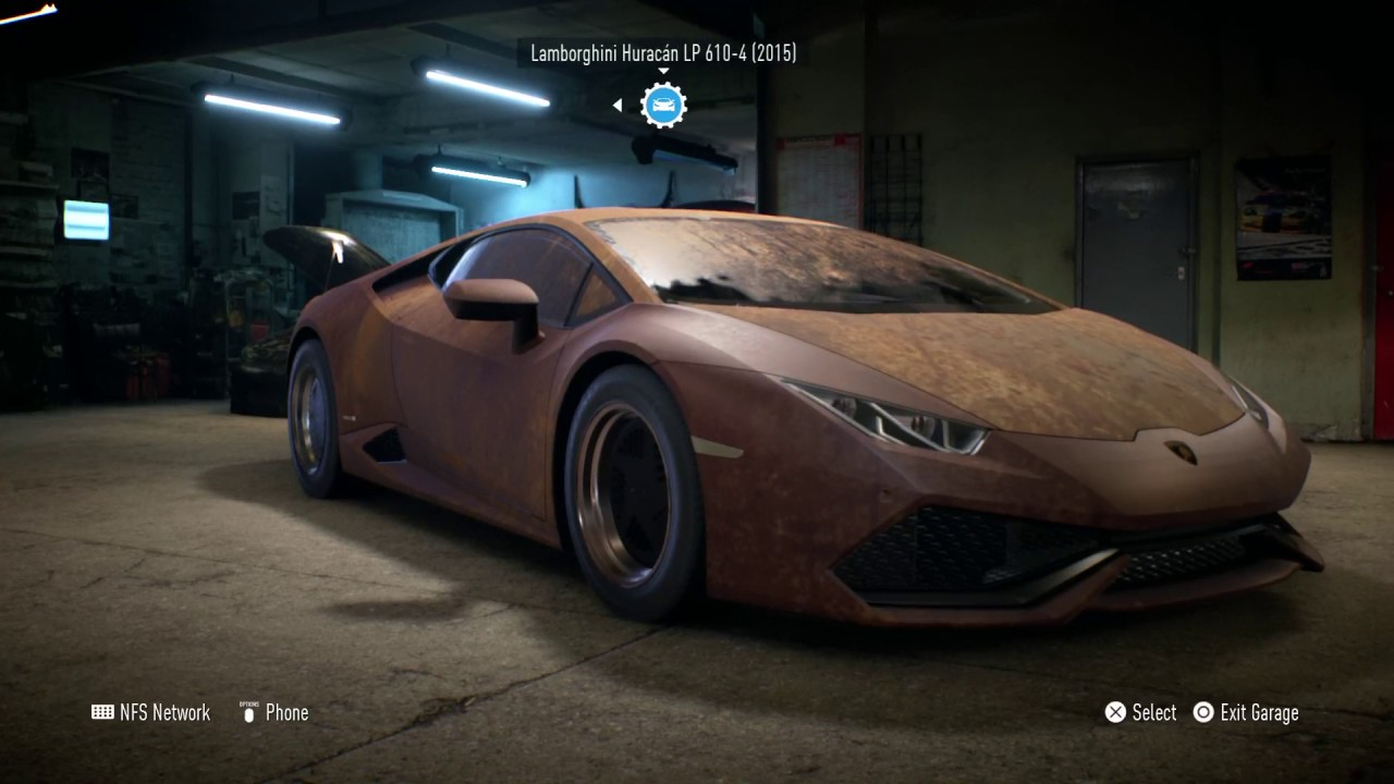 need for speed ps4 pro youtube