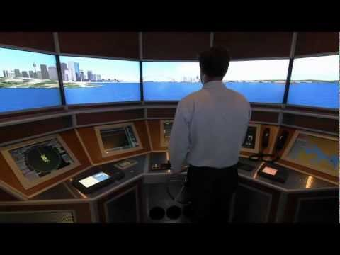 OTEN Maritime Simulator
