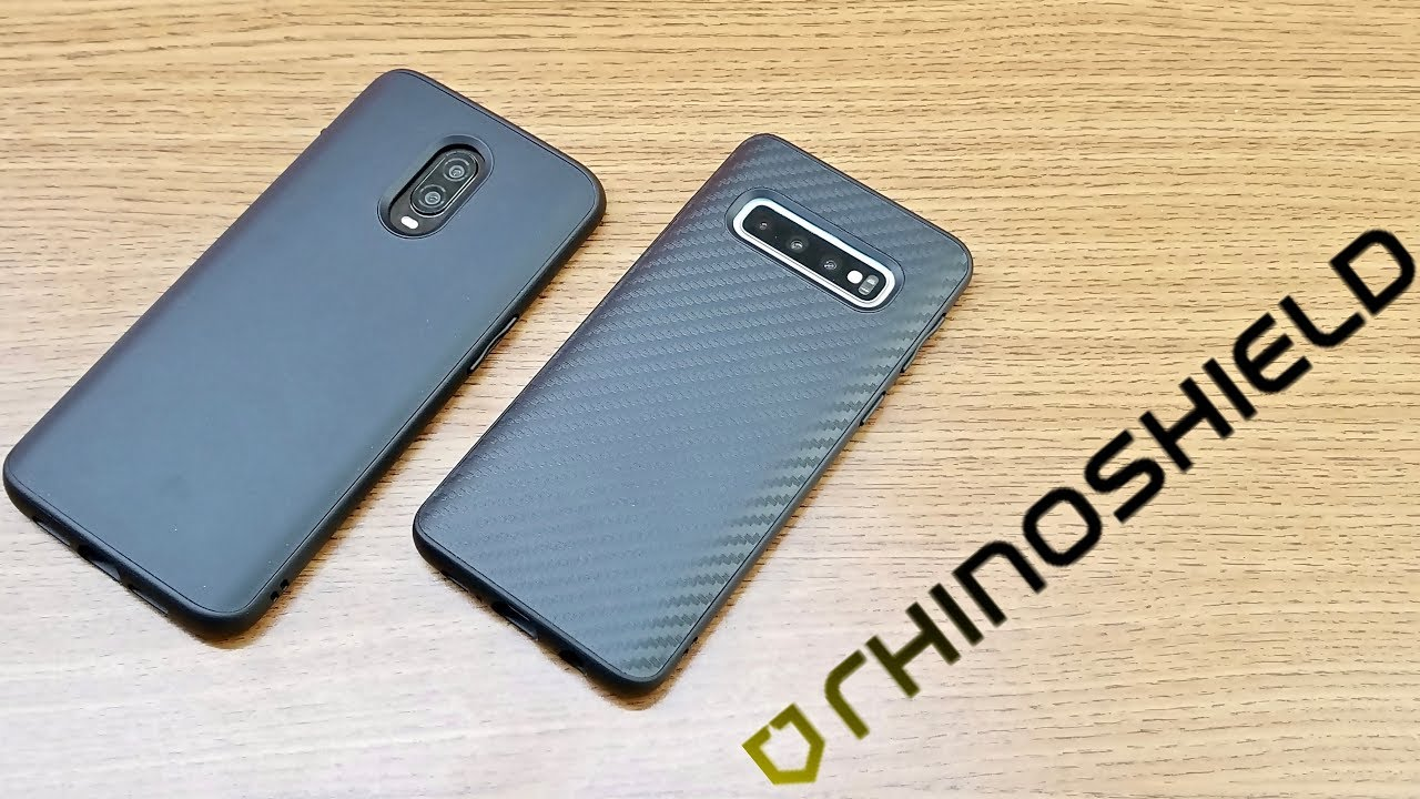 Samsung Galaxy S10 6t Rhinoshield Case Youtube