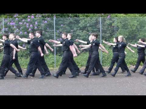 Uniformed Public Services Courses At Hopwood Hall College