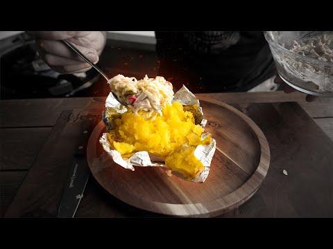 Топ-3: Топовые начинки к картошке!1!1