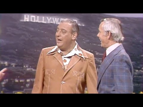 Rare Glimpse of Rodney Dangerfield w/o Iconic Suit & Red Tie (1976)