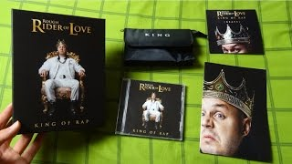 BUDDY OGÜN - Roughrider of Love - King of Rap - Deluxe Box - UNBOXING