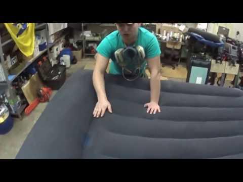 воскресили очередной надувной матрас!!!