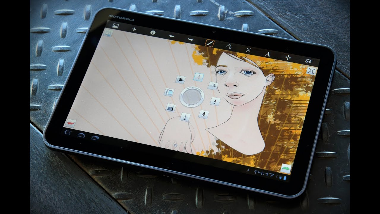 Autodesk sketchbook mobile android tutorial