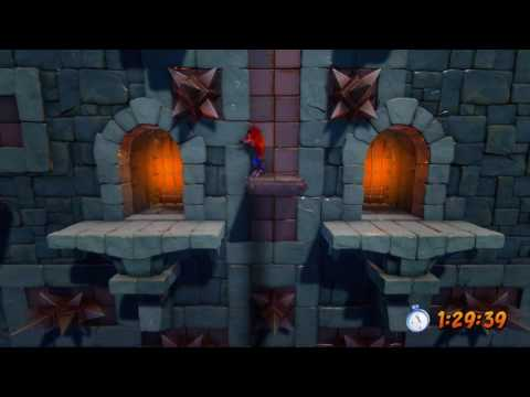 Crash Bandicoot NST- Old Strat Stormy Ascent 2:20:67 (now 2:16:91 no record :( i hate this )