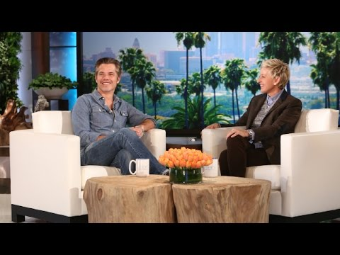 Ellen Helps Timothy Olyphant Get a Job