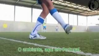Road to Sporting Lisbon (legendado em português)