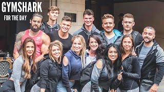 Gymshark Visits Ireland