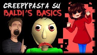 3 TEORIE CREEPYPASTA su BALDI'S BASICS 💀 Creepy Game Show