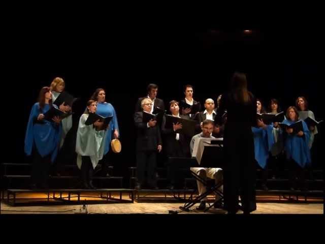 Coro de cámara Municipalidad de Rafaela -Te´y de querer (Tradicional Argentino)