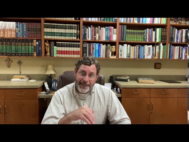 Video Message from Pastor Rit: 10/14