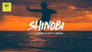 90s Old School Boom Bap Beat Japanese Hip Hop instrumental | 'Shinobi' by NIGMA & GOTY URBANMUSIC