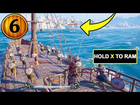 Our First SHIP BATTLE - Assassins Creed Odyssey - Part 6 | Chaos thumbnail
