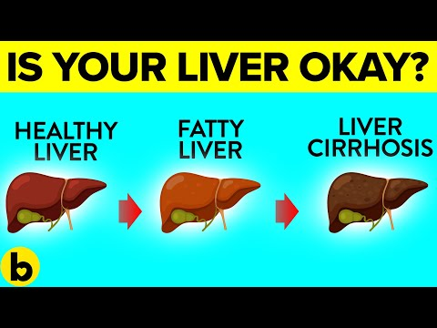 6 Early Warning Signs Of Liver Damage