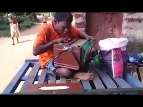 Odia Election Song from a blind man