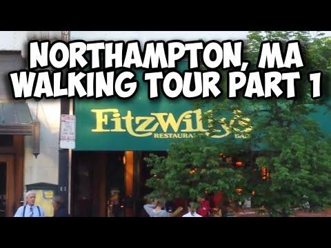 Northampton, MA Walking Tour, Part 1