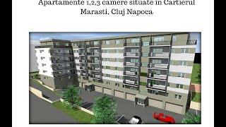 Apartamente de Vanzare in Cartier Marasti, Cluj Napoca(Vanzare Apartamente in Imobil Nou. Se predau la stadiul de semifinisat cu centrala termica proprie, geamuri termopan, calorifere, usa de intrare metalica, peretii ..., 2015-11-23T13:26:03.000Z)