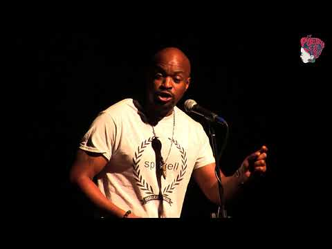 BLACE ICE AT POETRY AFRICA 2017
