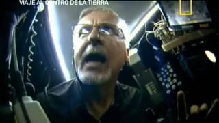 James Cameron  Viaje al Fondo de la Tierra. completo en español